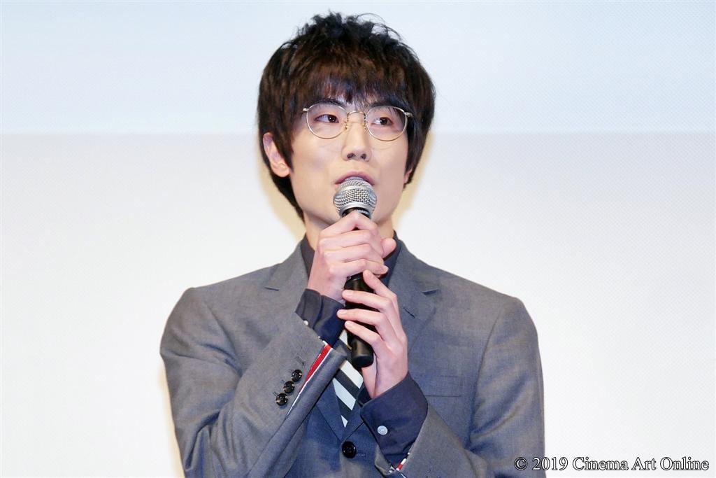 【写真】映画『凜—りん—』プレミア試写会舞台挨拶 (亀田侑樹)