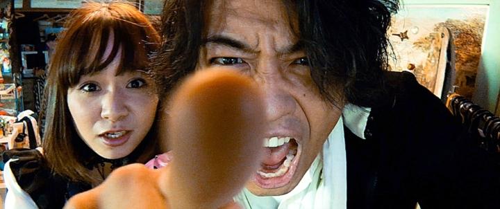 【画像】映画『麻雀放浪記2020』場面カット