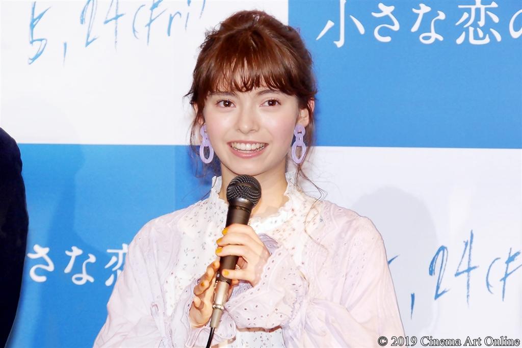【写真】映画『小さな恋のうた』完成報告記者会見 (トミコクレア)