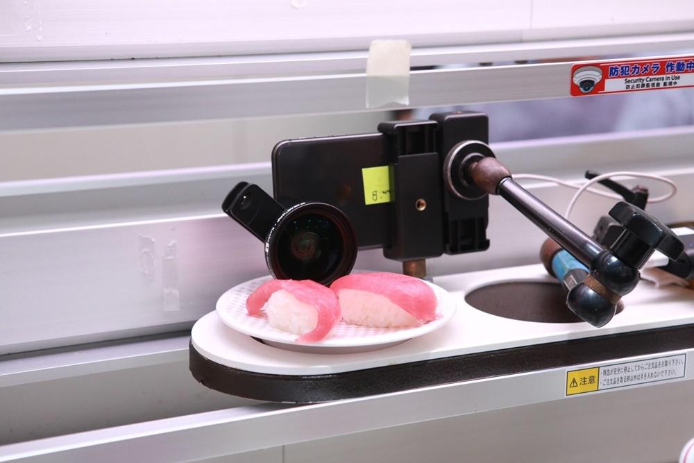 【画像】映画『麻雀放浪記2020』メイキングカット (iPhoneによる撮影)