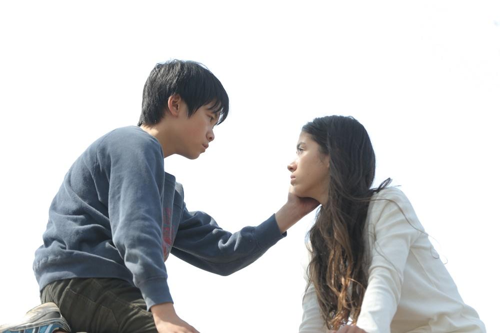 映画『まく子』場面カット