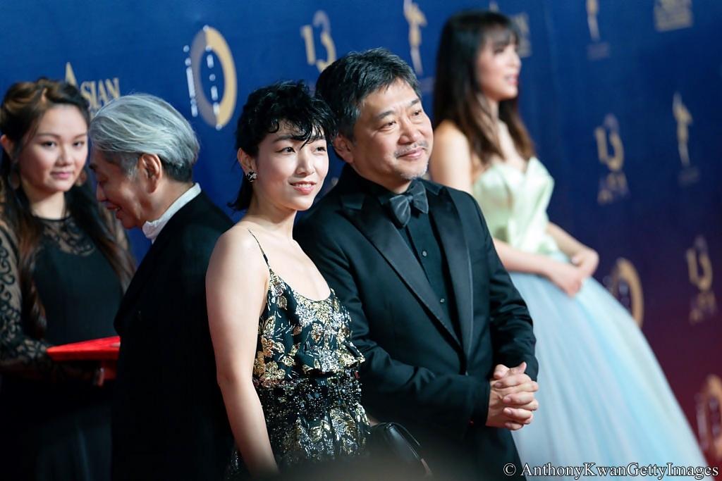 【写真】映画『万引き家族』第13回アジア・フィルム・アワード(AFA) 授賞式 (レッドカーペット)