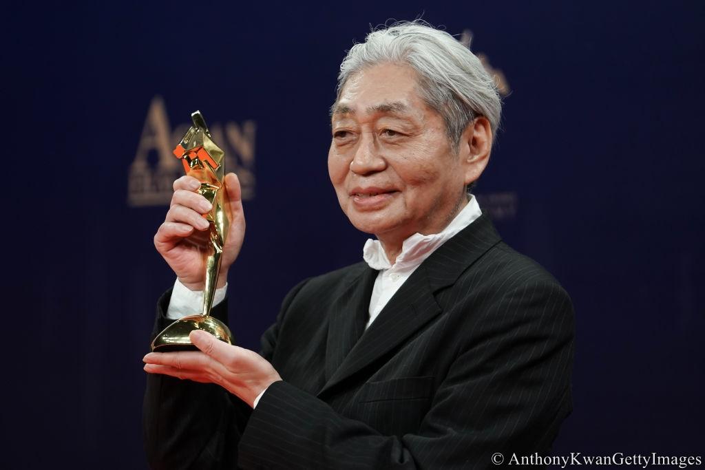 【写真】映画『万引き家族』第13回アジア・フィルム・アワード(AFA) 授賞式 (細野晴臣、作曲賞受賞)