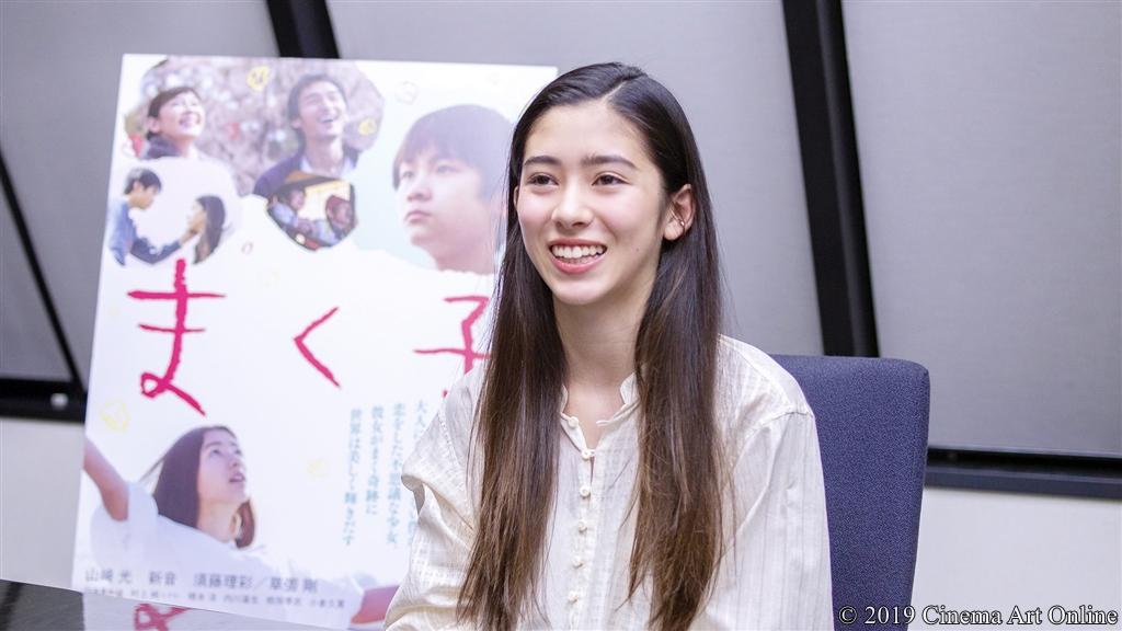 【写真】映画『まく子』新音インタビュー