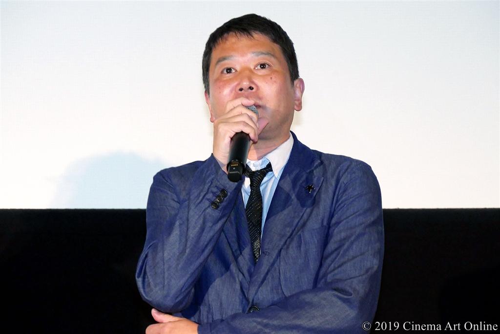 【写真】映画『4月の君、スピカ。』公開初日舞台挨拶 (大谷健太郎監督)
