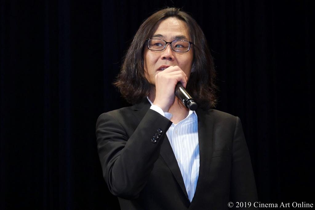 【写真】『映画 賭ケグルイ』完成披露試写会 (英勉監督)