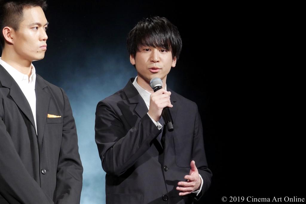 【写真】映画『チア男子!!』完成披露試写会イベント (風間太樹監督)