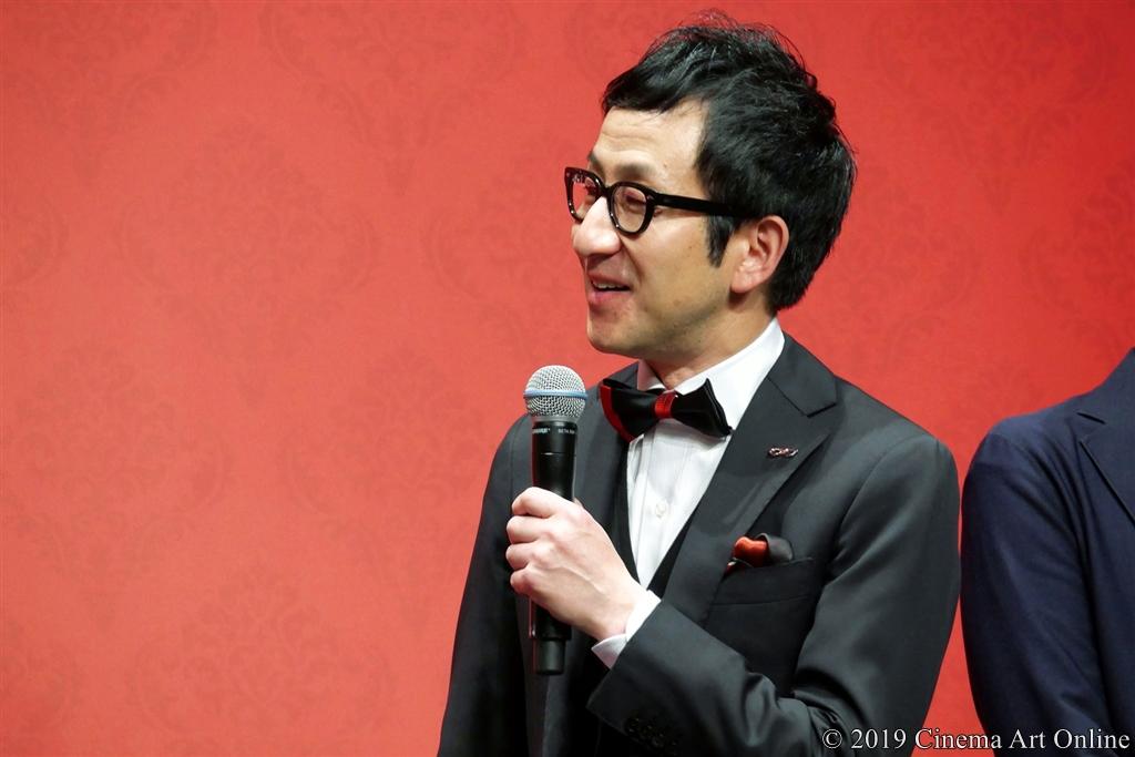 【写真】映画『うちの執事が言うことには』完成披露試写会 (矢柴俊博)