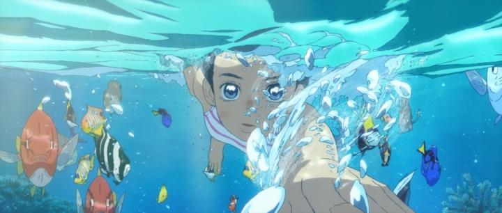 【画像】映画『海獣の子供』場面カット