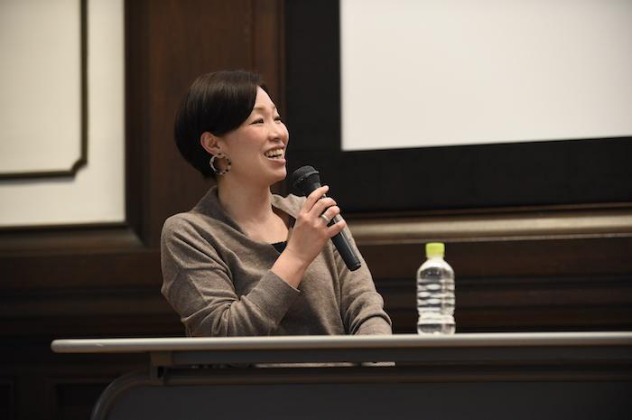 【画像】映画『海獣の子供』×「大哺乳類展2」スペシャルトークイベント田島木綿子博士