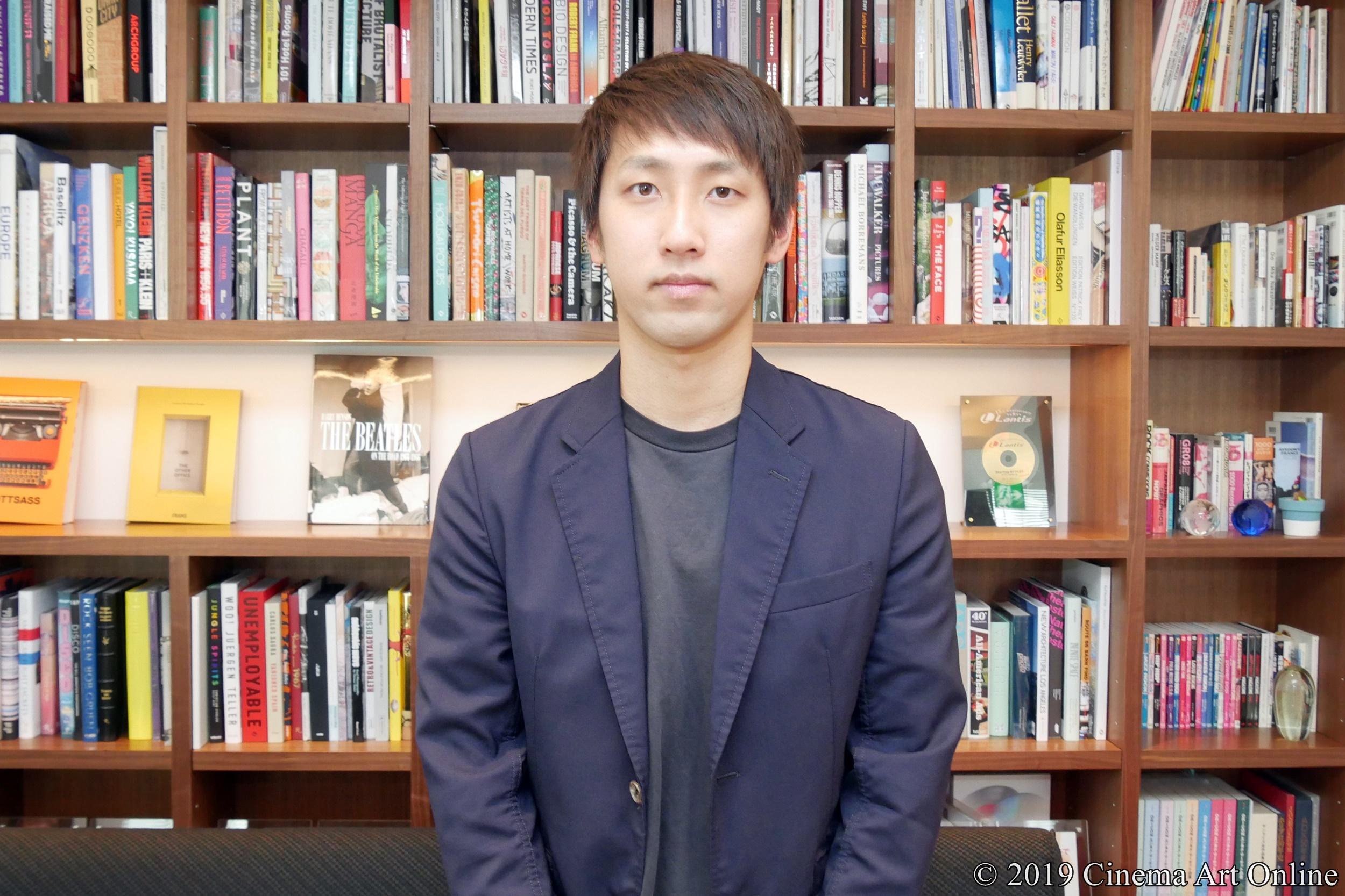 【写真】朝井 リョウ (Ryo Asai)