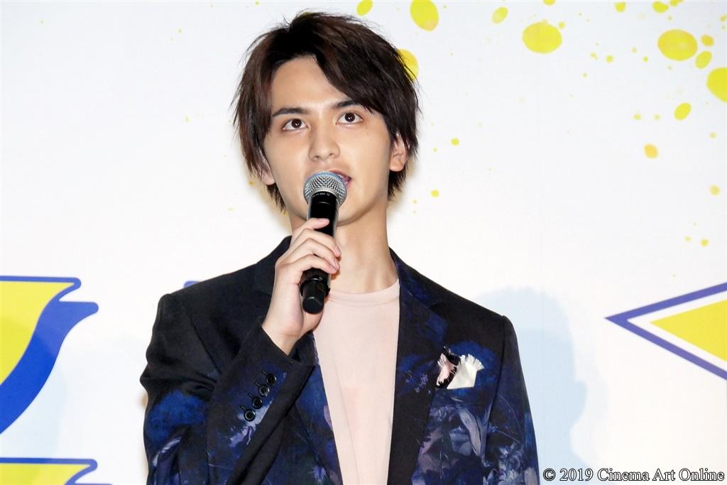 【写真】映画『チア男子!!』公開初日舞台挨拶 (瀬戸利樹)