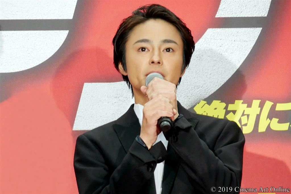 【写真】映画『ザ・ファブル』レッドカーペットイベント (木村了)