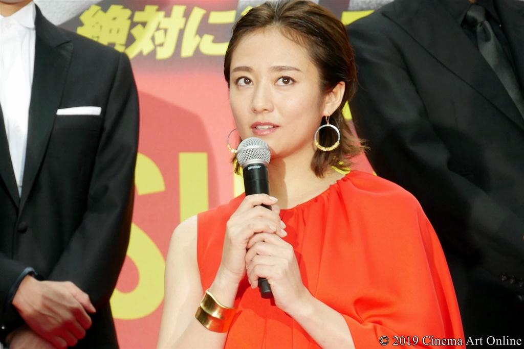 【写真】映画『ザ・ファブル』レッドカーペットイベント (木村文乃)