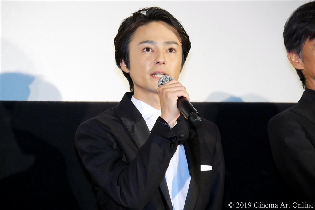 【写真】映画『ザ・ファブル』完成披露試写会舞台挨拶 (木村了)