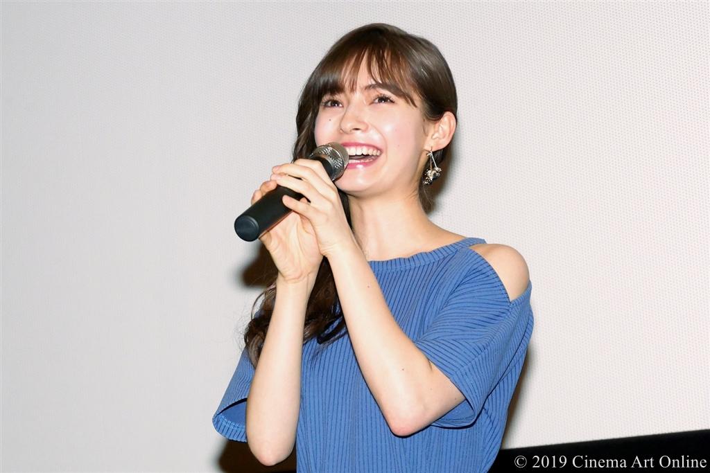 【写真】映画『小さな恋のうた』公開記念舞台挨拶 (トミコクレア)