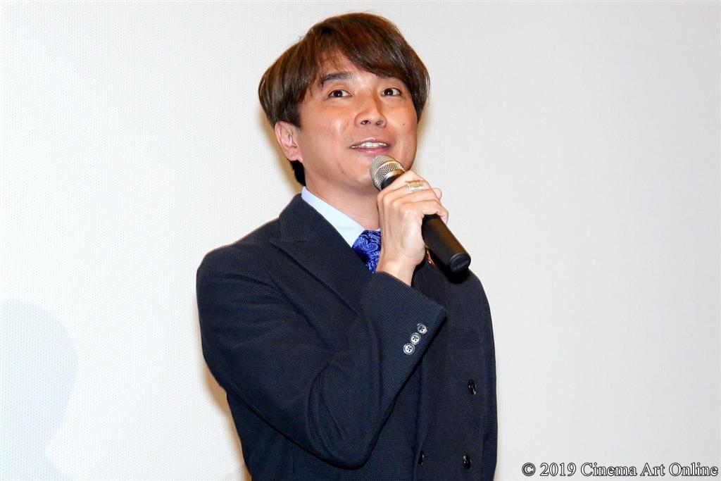 【写真】映画『小さな恋のうた』公開記念舞台挨拶 (橋本光二郎監督)