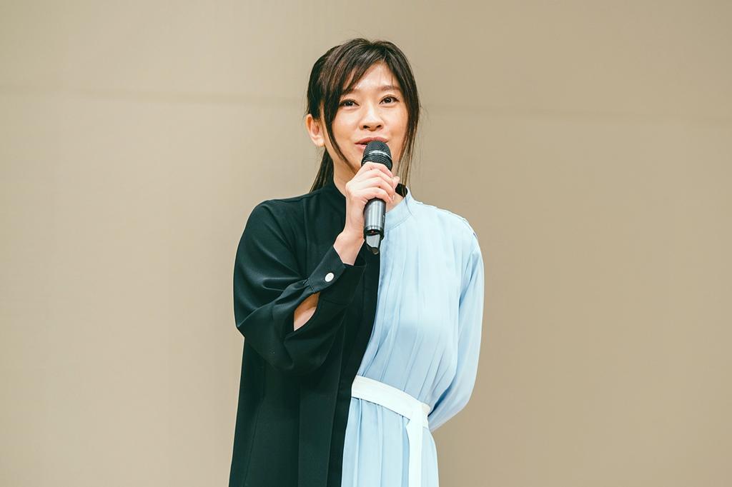 【写真】映画『今日も嫌がらせ弁当』八丈島特別試写会 (篠原涼子)