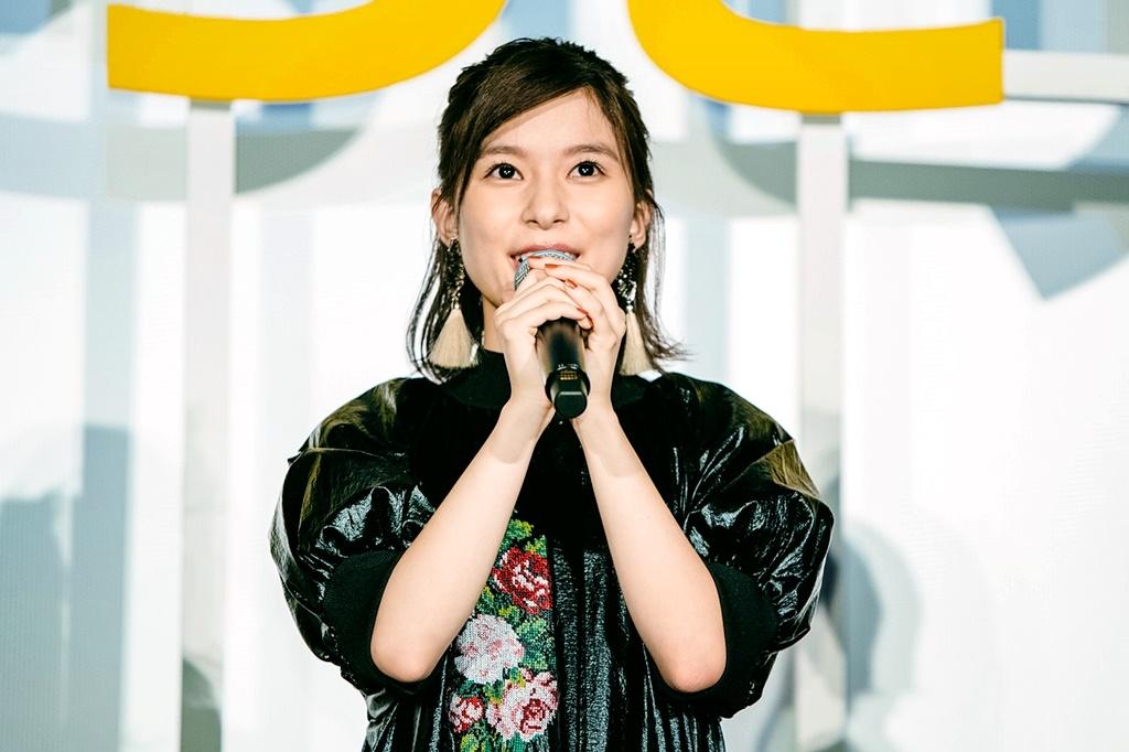 【写真】映画『今日も嫌がらせ弁当』公開初日舞台挨拶 (芳根京子)