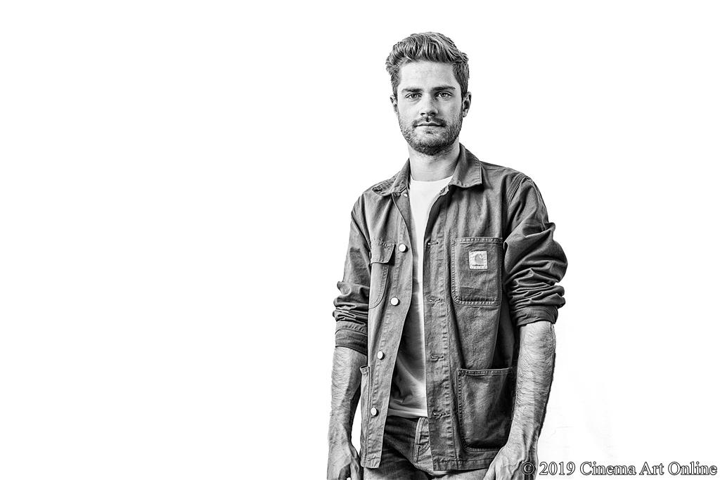 【写真】ルーカス・ドン (Lukas Dhont)