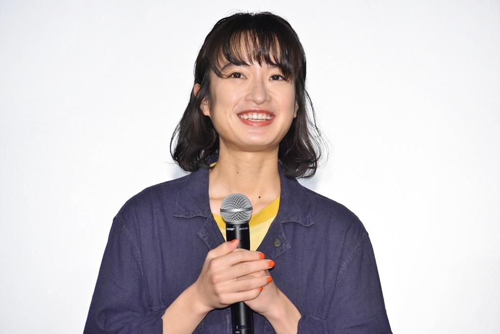 【写真】映画『さよならくちびる』大ヒットイベント (門脇麦