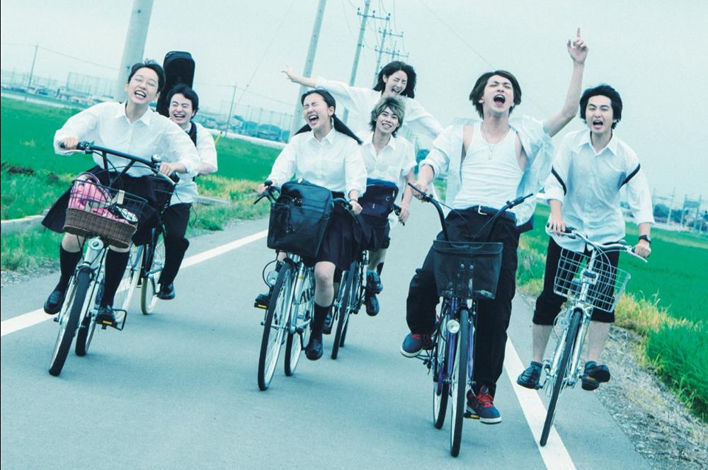 【画像】映画『青の帰り道』メインカット