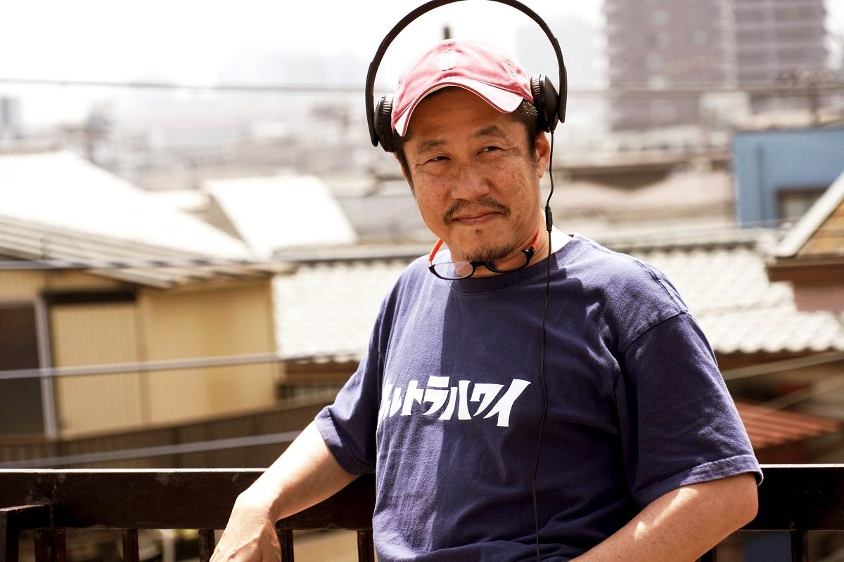 【写真】江口カン監督 (Kan Eguchi)