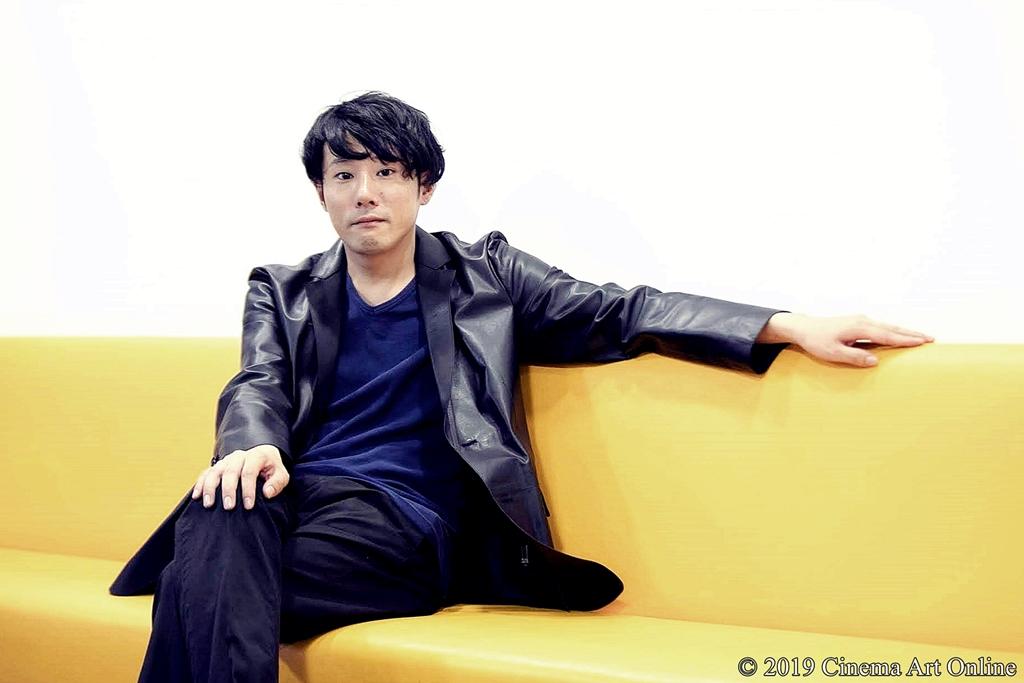 【写真】映画『新聞記者』藤井道人監督 (Michihito Fujii)