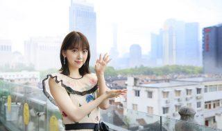 【写真】第22回上海国際映画祭(SIFF) 堀未央奈 at 上海