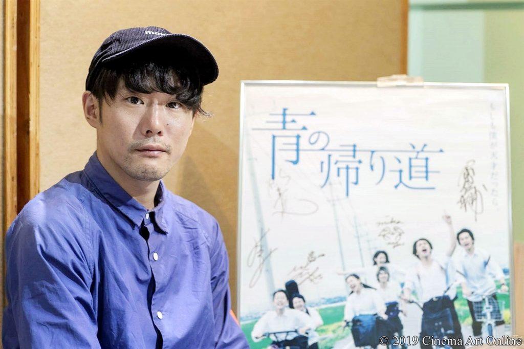 【写真】藤井道人監督 インタビュー