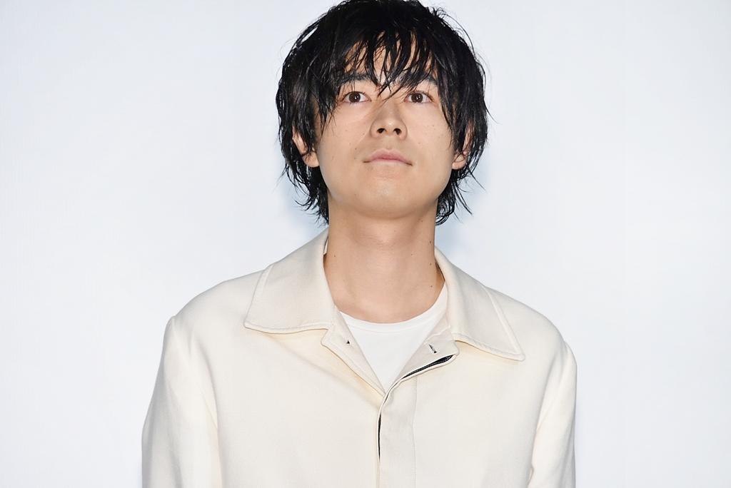 【写真】映画『さよならくちびる』公開初日舞台挨拶 (成田凌)
