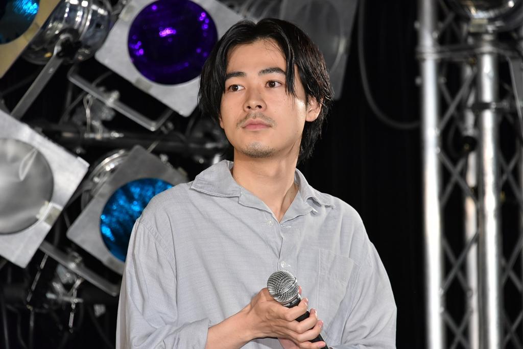 【写真】映画『さよならくちびる』公開直前イベント (成田凌)