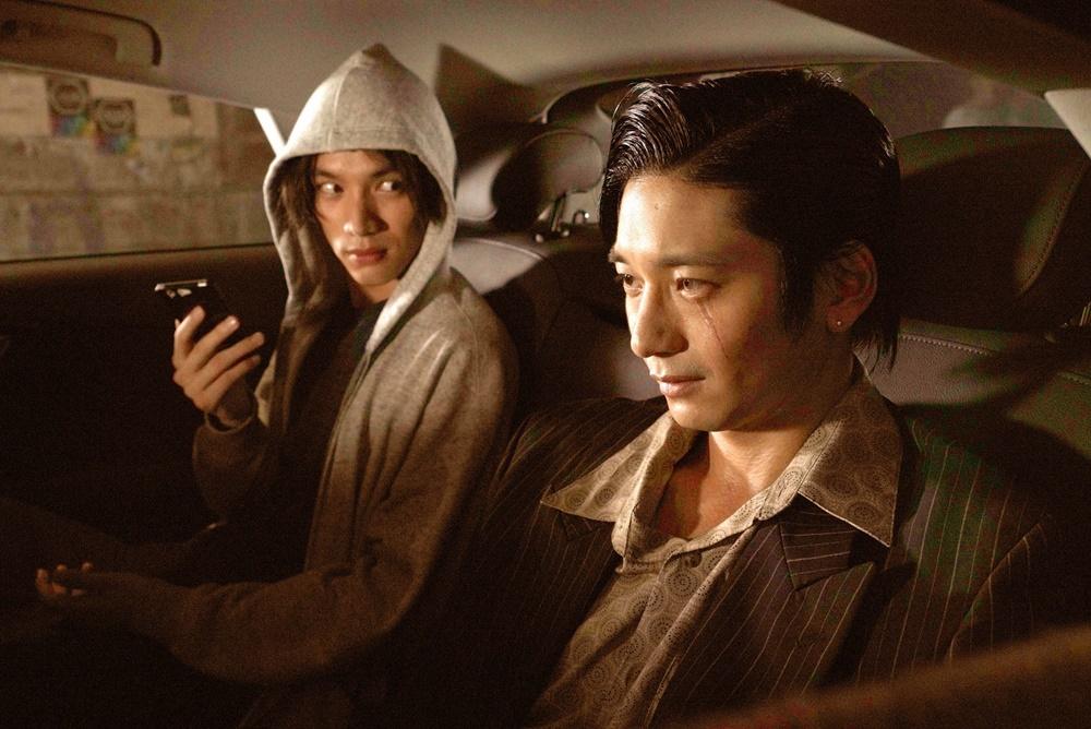 【画像】映画『ザ・ファブル』場面カット (フード、砂川)