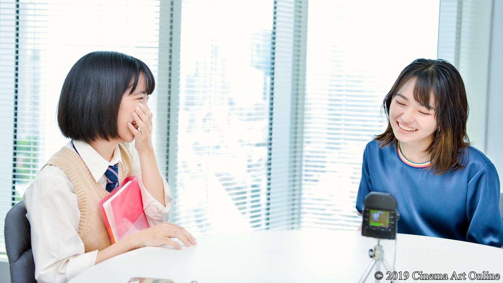 【写真】映画『五億円のじんせい』山田杏奈インタビュー