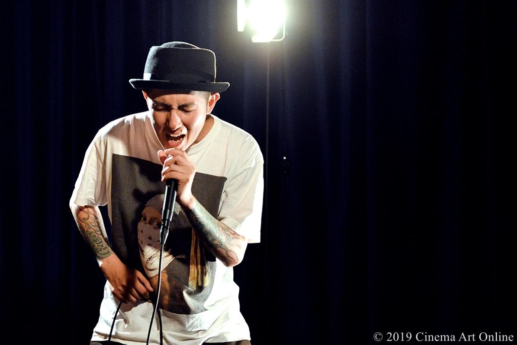 【写真】ZAO (主題歌「みらい」LIVE披露)