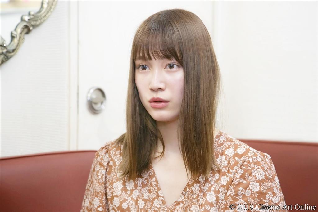 【写真】中村ゆりか インタビュー