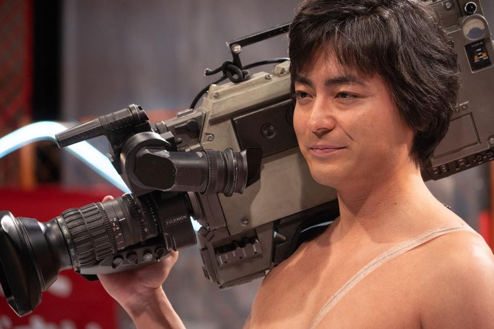 【画像】Netfilixオリジナルシリーズ『全裸監督』(The Naked Director) メインカット