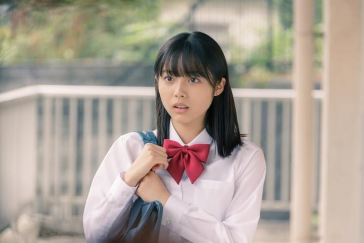 【画像】映画『惡の華』(佐伯奈々子/秋田汐梨)
