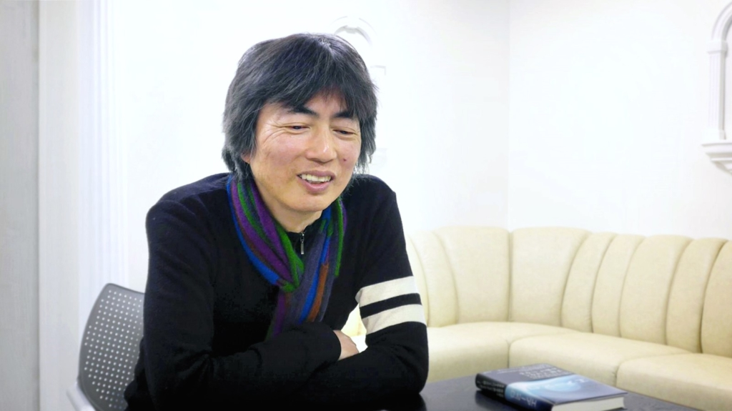 【写真】映画『森のカフェ』榎本憲男監督インタビュー