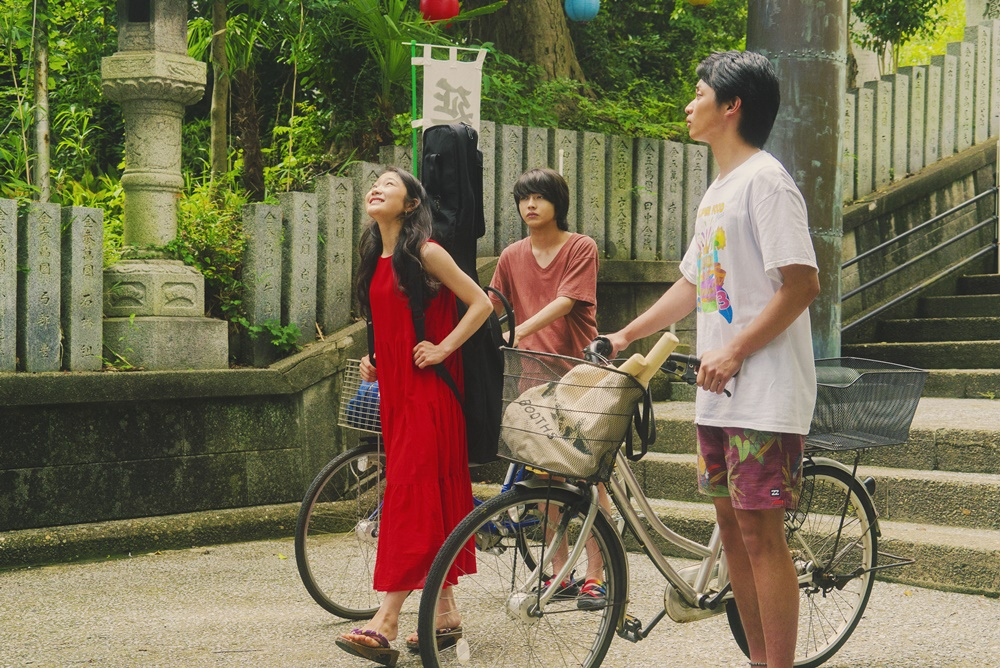 【写真】映画『夏、至るころ』場面カット