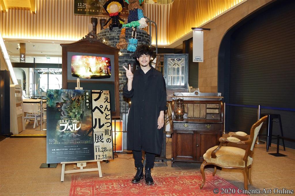 【写真】「東急プラザ渋谷 1周年特別祭。」プレス発表会 (「映画 えんとつ町のプぺル」展/西野亮廣 フォトセッション)