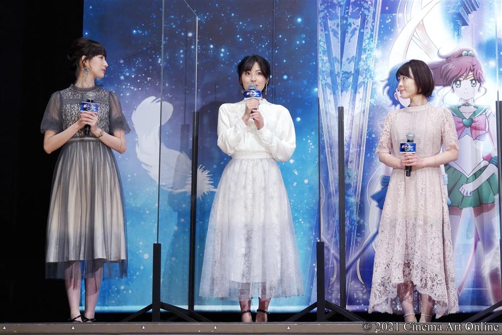 【写真】映画『劇場版「美少女戦士セーラームーンEternal」《前編》』公開直前プレミアイベント (金元寿子)