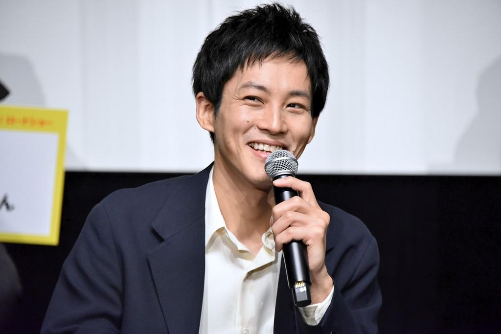 【写真】映画『あの頃。』完成報告会 (松坂桃李)