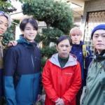 【画像】映画『半径1メートルの君〜上を向いて歩こう〜』(JO1メンバー&岡村隆史)