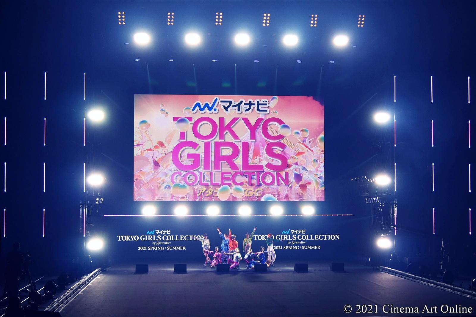 【写真】第32回 マイナビ 東京ガールズコレクション 2021 SPRING/SUMMER (マイナビ TGC 2021 S/S) ステージ