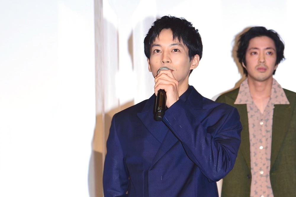 【写真】映画『あの頃。』公開記念舞台挨拶 (松坂桃李)