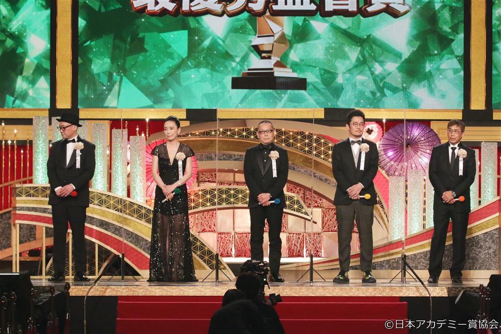 【写真】第44回 日本アカデミー賞 授賞式 優秀監督賞