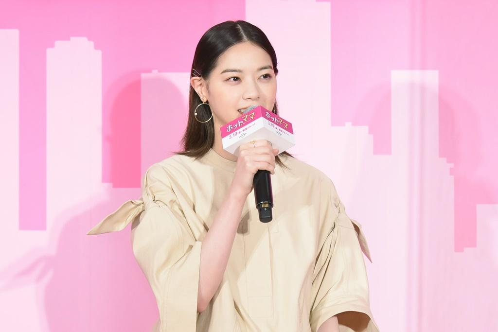 【写真】Amazon Originalドラマ「ホットママ」配信前日イベント (西野七瀬)