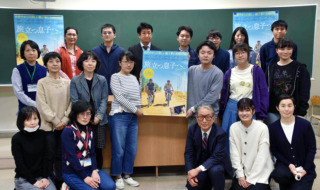 【写真】映画『旅立つ息子へ』都立西高校3年生親子特別授業トークイベント