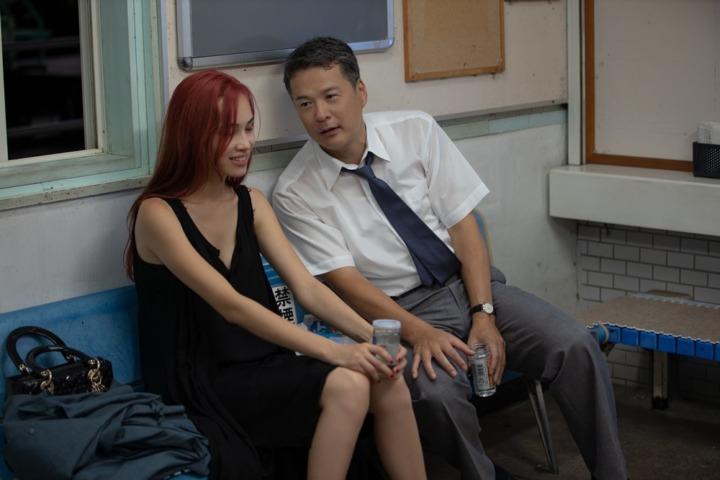【画像】Netflix映画『彼女』場面カット